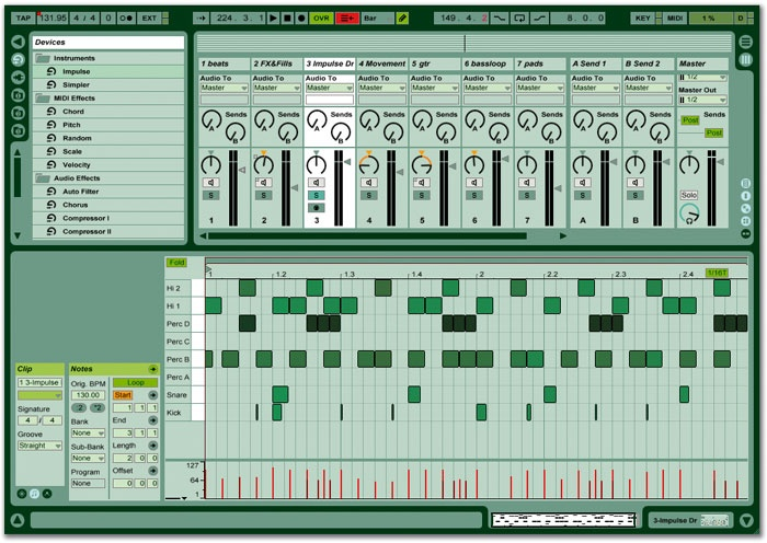 The history of ableton live mixed in key community - Difference between ableton live lite and full version ...